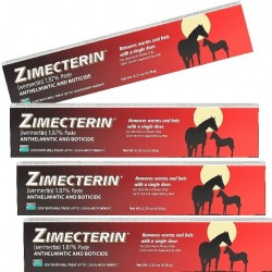 Zimectrin Paste 12ct