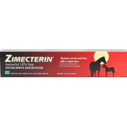 Zimectrin Paste 1 tube