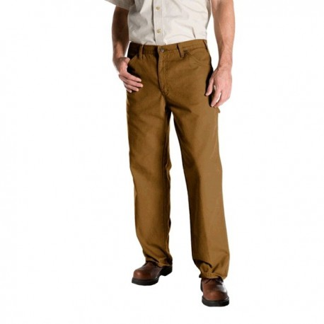 Dickie Duck Brown Relax Fit Jeans 1939RBD
