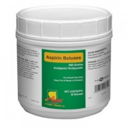 Aspirin Bolus 480gm 50ct/jar