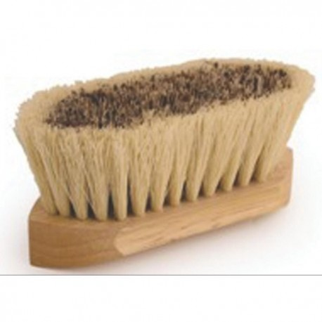 Legends Union Fiber Center/White Tampico Horse Brush 2279