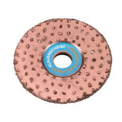 "Hoof Disc-Double Sided SCARCE 4.5"" 115mm"