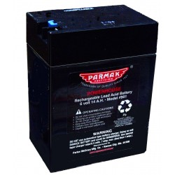 Parker 6V Battery Replacement 901
