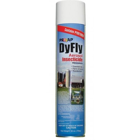Prozap Dairy Bomb Dy Fly Aerosol Spray 25oz