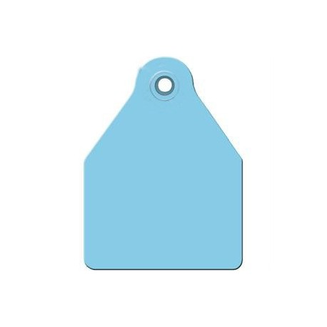 AgriLabs AgriTag Cattle ID Tag Maxi Blank 25ct