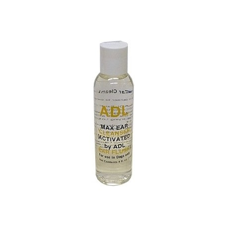 ADL Max Ear Cleanser Step ONE 4oz