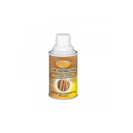 Country Vet Metered Air Freshener CINNAMON SPICE 5.3oz