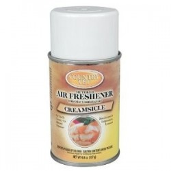 Country Vet Metered Air Freshener CREAMSICLE 6.6oz