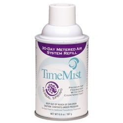 Time Mist Metered Air Freshener HERBAL SPRING 6.6oz