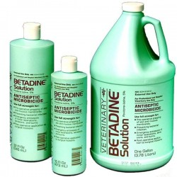 Betadine Antiseptic Solution 32oz