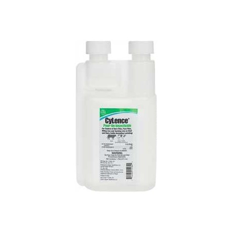 Cylence Pour-On Insecticide (1pt)