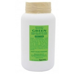 Ketchum tattoo Ink Green 18oz
