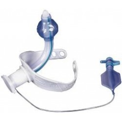 Jorgy Tracheostomy Silicone Cuffed Tube 3.5mm