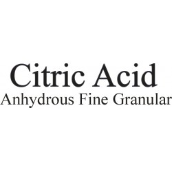Citric Acid 50lb