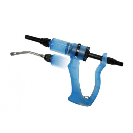 Combo 25ml Plastic Drencher and Pour On Gun 468800