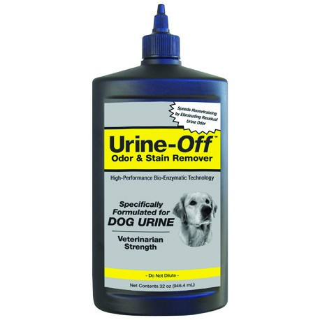 Bio-Pro Urine Off Dog & Puppy with Carpet Cap 32oz
