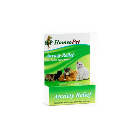 Homeopet Anxiety Relief FELINE 12ml