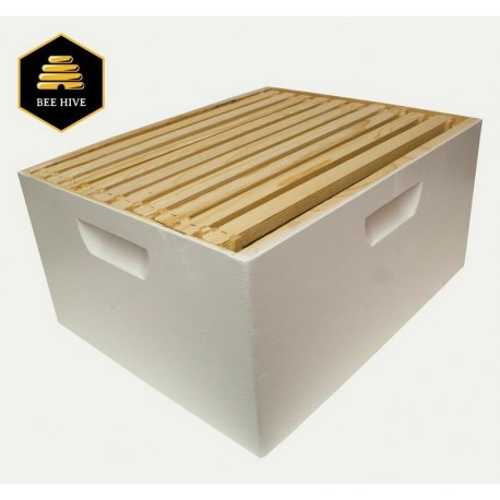 Harvest Lane Honey Deep Brood Box w/10 Frames/Foundations WWBCD-101