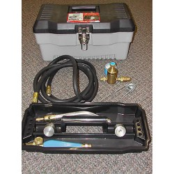 The Iron Propane Dehorner KIT with 1 Cauterizing Tip