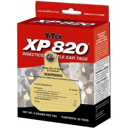 XP 820 Insecticide Tag 20ct
