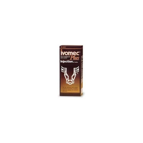 Ivomec Plus Injection for Cattle 1000ml