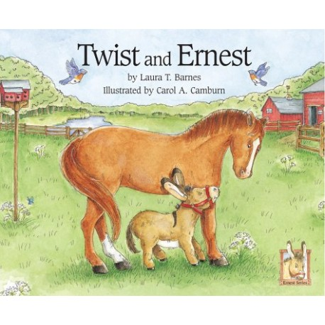 Twist and Ernest book
