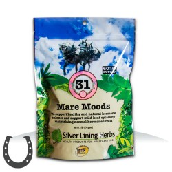 Silver Lining Herb 31 Mare Moods Equine 1lb