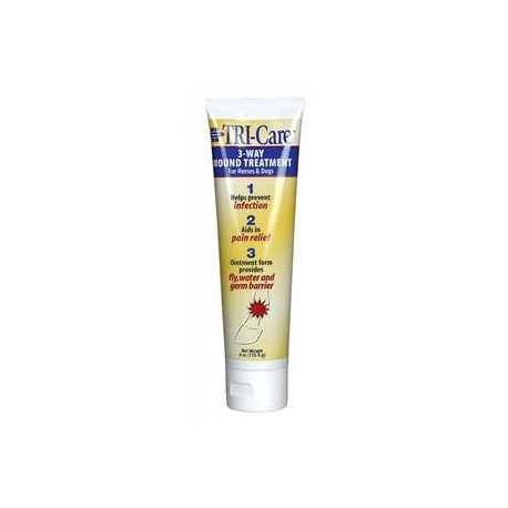 Tri Care 3 Way Wound Ointment 4oz