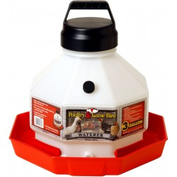 Poultry and Game Bird Waterer 3gal