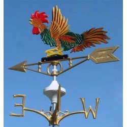 Weathervane - Fighting Rooster