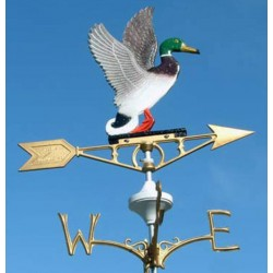Weathervane  Mallard Duck