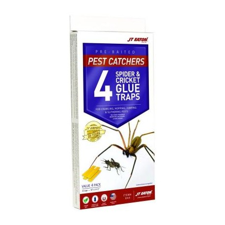Pest Catchers Spider and Cricket Glue Trap844