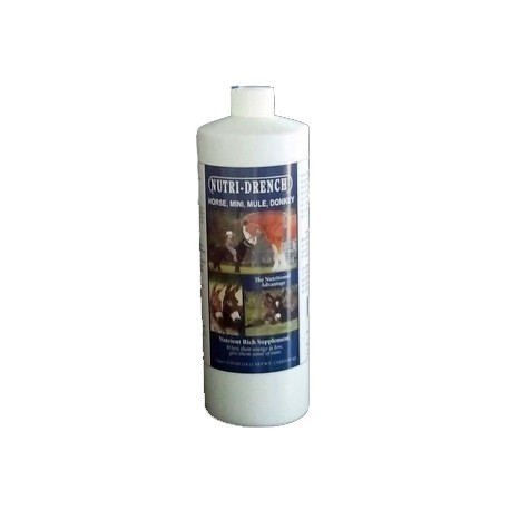 Nutri Drench Horse Mini Mule and Donkey (qt)
