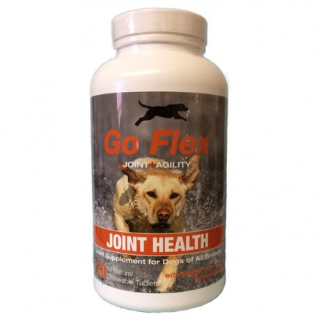 Go Flex Joint Health - 120ct Chewable Tablets