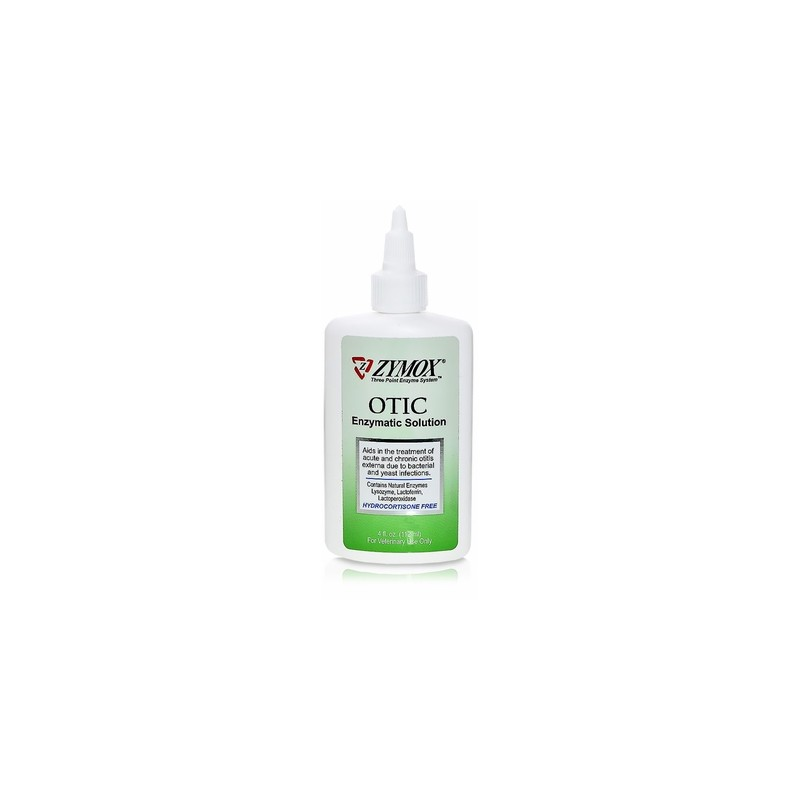Zymox Otic Enzymatic Solution Cortisone Free