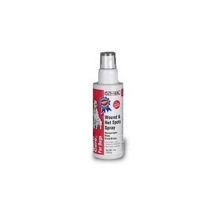 Cut Heal Wound Spray  4oz