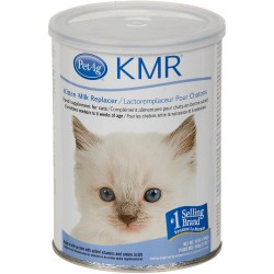 PetAg KMR Cat Milk Replacer Powder, 12oz