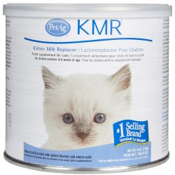 PetAg KMR Cat Milk Replacer Powder, 6oz