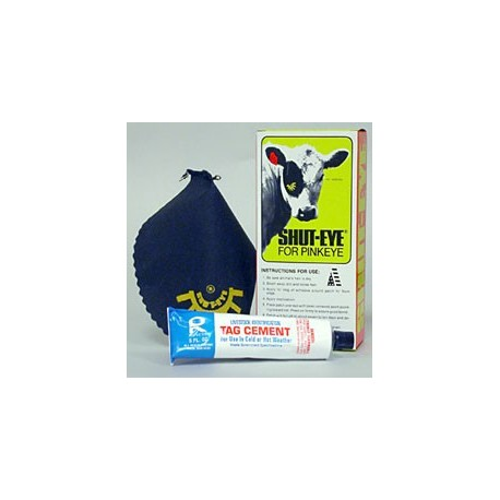 Shut-Eye Pinkeye Patches (calf)