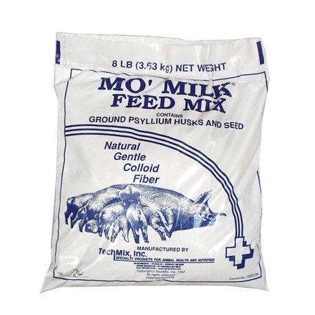 TechMix Mo' Milk Feed Mix 8lb