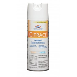 Medline Citrace Aerosol Germicidal Disinfectant, 14oz