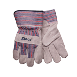 Kinco Cowhide YOUTH Gloves pair 1500Y