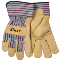 Kinco Pigskin LARGE Gloves 1917LG