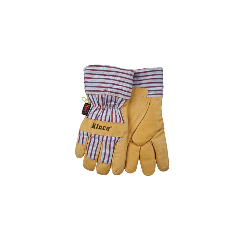 Kinco Lined Pigskin Glove Xlarge Pair 1927lg 1927 Xlg