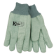 Kinco Chore Green Cotton Gloves 2XL pair 818-2XL