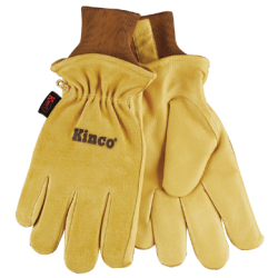 Kinco Driver Insulated LARGE gloves pair 94-HK-L