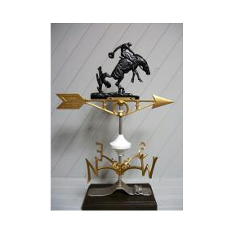 Weathervane - Bucking Bronco