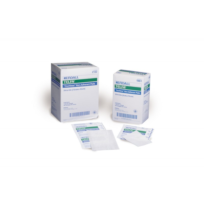 Telfa Pads Non Adherent Dressing Sterile 2 Quot X3 Quot