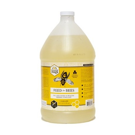 Harvest Lane Honey Bee Feed Liquid gallon