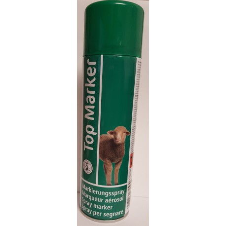Sheep Marking Spray Green 500ml